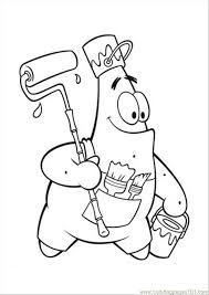 paint coloring pages chuckbutt