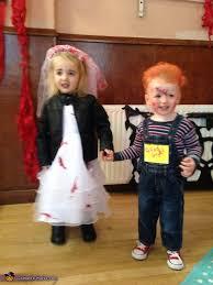 Chucky Halloween Costume Kids Chucky U0026 Tiffany Halloween Costume Photo 2 5
