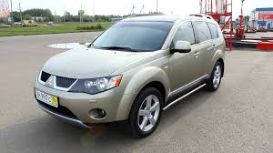 2000 Mitsubishi Outlander 2008 Mitsubishi Outlander Xl 3 0 Start Up Engine And In Depth