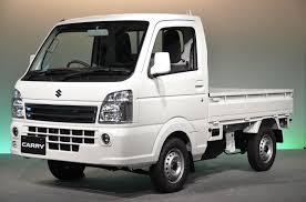 suzuki pickup truck maruti suzuki to launch carry lcv in india by january 2015
