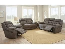 steve silver living room ian reclining sofa and loveseat recliner