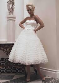 short and tea length wedding dress u2013 jojo shop