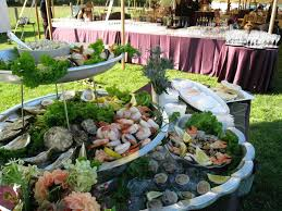 wedding buffet menu ideas catering vineyard weddings rehearsal dinners clambakes buffets