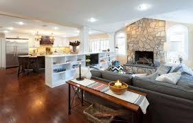 decor creative ideas to design open kitchen shelves satisfying