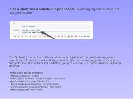 Email Subject When Sending Resume Https Image Slidesharecdn Com Formale Mailparael