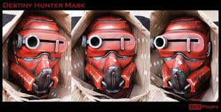 destiny costume destiny mask and armor build sks props 14 steps