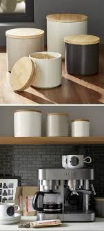 kitchen jars and canisters keep your food and decor fresh with these 13 modern jars and
