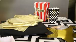 Movie Themed Home Decor How To Throw A Hollywood Birthday Party For A Tween Decor For
