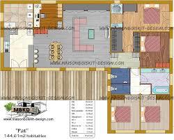 plan maison 4 chambres suite parentale plan maison 4 chambres suite parentale chaleureuse conviviale et