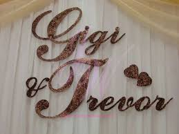 wedding backdrop initials 61 best backdrop names images on backdrops