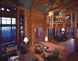 log cabin open floor plans the challenges of an open floor plan