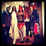 victoria u0027s secret models u0027 halloween costumes popsugar latina