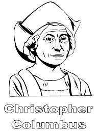 columbus day coloring pages coloring kids