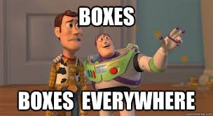 Cardboard Box Meme - 17 places to find boxes for your move personal mini storage blog