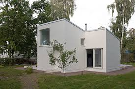 Small Houses Architecture by Beautiful Small House Dinell Johansson Interior Design