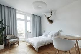 minimalistic apartment a minimalist studio apartment in krakow design milk