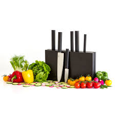 buy cutipol gourmet line kitchen knives set of 8 amara