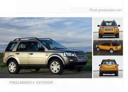 land rover freelander 2006 land rover freelander 2 car design news