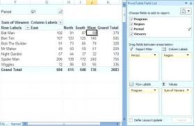 pivot table excel 2016 what are pivot tables in excel used for how to create a pivot table