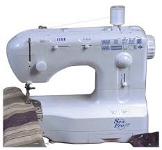 pro machine sewpro zz 401 portable zig zag sewing machine