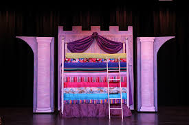 from give u0027em props studio a bed fit for a princess in once upon