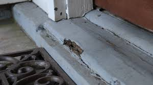 Wooden Exterior Door Threshold How To Replace A Rotten Entry Door Sill Today S Homeowner