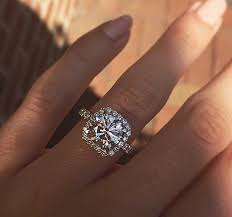 big engagement rings for stunning engagement ring pinteres
