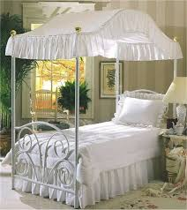 Canopy Bedding Canopy Bed In A Bag Eyelet Canopy Bedding