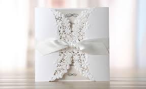 embossed wedding invitations wedding invites embossed laser cut letterpress gold foiled
