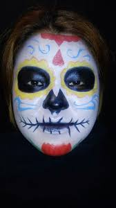Halloween Makeup With Liquid Latex by The Fundamentals Of Make Up And Hair Design October 2014