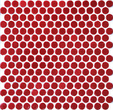 red backsplash tile image of red glass mosaic tile backsplash 11pcs red penny round ceramic mosaic tile kitchen backsplash bathroom wall shower hallway wallpaper border tiles home decoration