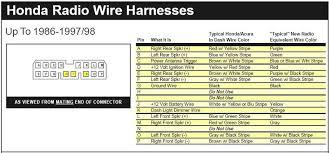 wiring diagrams for 93 honda civic stereo u2013 readingrat net