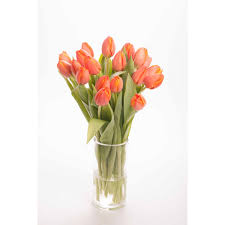 halloween flowers gifts orange tulip bouquet halloween flower muse