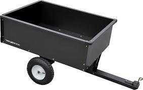 princess auto 10 cu ft 500 lb tractor dump cart 89 99