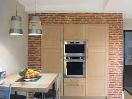 habillage mur cuisine agencement de cuisine en vendée 85 sarl yvon moreau