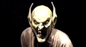 original green goblin mask from sam raimi u0027s first spider man movie