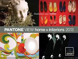 pantone view home interiors 2013 trend forecast playuna