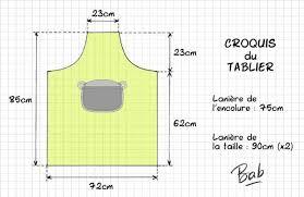 tuto tablier de cuisine tablier de cuisine marmite couture tuto tablier de