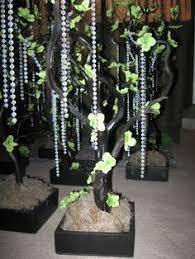 Tree Centerpiece Wedding by New White Manzanita Tree With Rose Paper Flowers Wedding