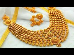 small gold necklace sets images Small necklace set designs 2017 gold jewellery designs 2017 jpg