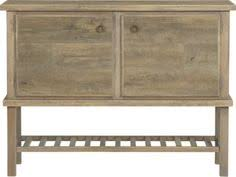 Crate And Barrel Sideboard Industrial Reclaimed Wood And Iron Sideboard Cabinet India