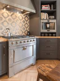Pictures Of Backsplashes In Kitchens Shaker Kitchen Cabinets Pictures Ideas U0026 Tips From Hgtv Hgtv