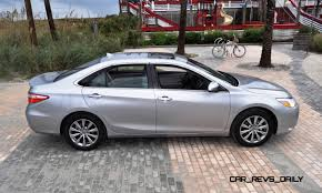 toyota camry limo road test review 2015 toyota camry le and xle v6