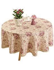 Table Linen Sizes - amazon com pink tablecloths kitchen u0026 table linens home