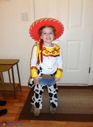 Toy Story Jessie Halloween Costume Toy Story Jessie Cowgirl Homemade Halloween Costume