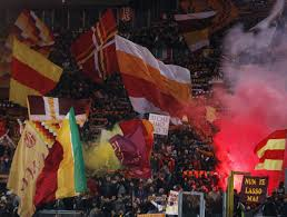 Flag Of Roma Roma Fans Plan To Boycott Derby Over Security Measures Thescore Com
