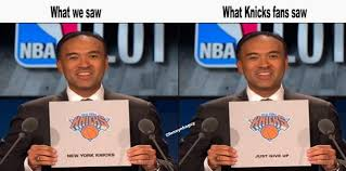 Nba Draft Memes - 7 memes that perfectly describe knicks fans reaction to the 2015