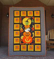 sale halloween quilt