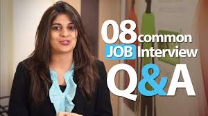 Job Resume Questions by 08 Common Interview Question And Answers Job Interview Skills