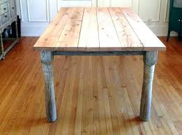 chunky farmhouse table legs graceful unfinished wood coffee table legs 7 16 chunky farmhouse